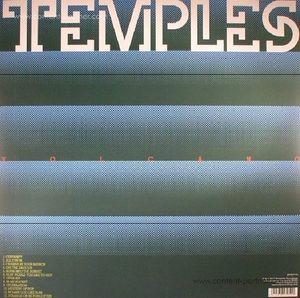 Temples - Volcano (LP+MP3) [Black Vinyl]